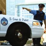 toronto police assisting someone