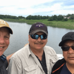 members of falconers in rainy river